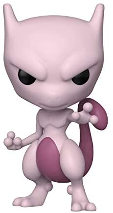 Funko Pop! Games: Pokémon - Mewtwo Vinyl Figure