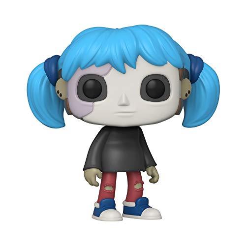 Funko Pop! Games: Sally Face - Sally Face, Multicolor, (Model: 47932)