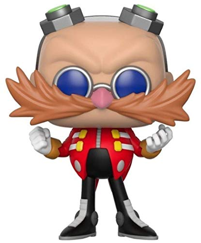 Funko Pop! Games: Sonic - Dr. Eggman Collectible Toy