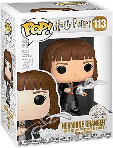 Funko Pop! Harry Potter: Hermione with Feather Vinyl Figure