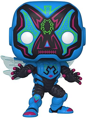 Funko Pop! Heroes: Dia De Los DC - Blue Beetle
