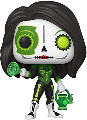 Funko Pop! Heroes: Dia De Los DC - Green Lantern (Jessica Cruz)