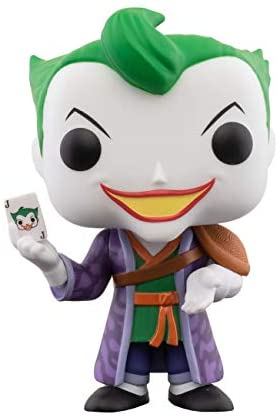 Funko Pop! Heroes: Imperial Palace - Joker, 3.75 inches