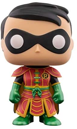 Funko Pop! Heroes: Imperial Palace - Robin (Styles May Vary)