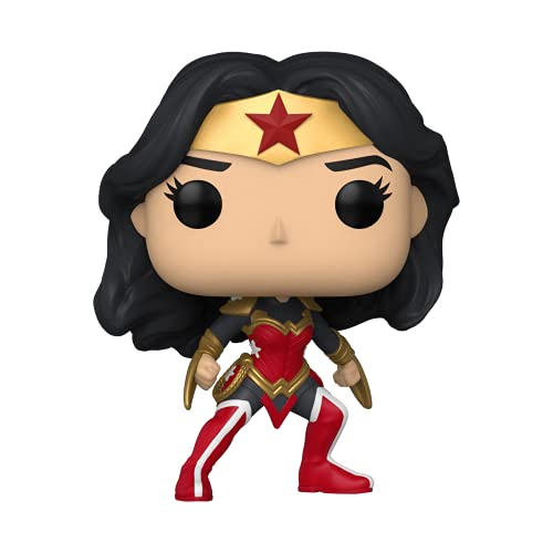 Funko Pop! Heroes: Wonder Woman 80th - Wonder Woman (A Twist of Fate)