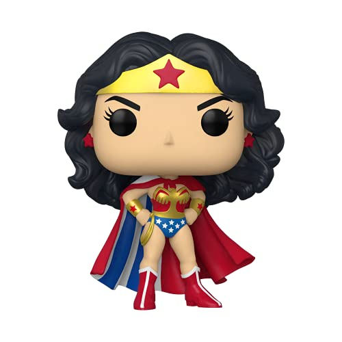 Funko Pop! Heroes: Wonder Woman 80th - Wonder Woman (Classic with Cape)
