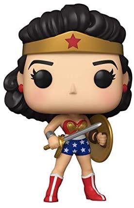 Funko Pop! Heroes: Wonder Woman 80th - Wonder Woman (Golden Age)
