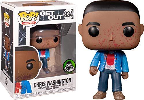 Funko Pop! Horror Movies: Get Out Chris Washington (Bloody) Exclusive Vinyl Figure #834