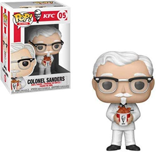 Funko Pop! Icons: KFC - Colonel Sanders