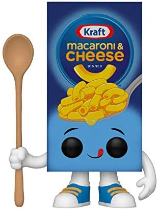 Funko Pop!: Kraft - Mac & Cheese Box