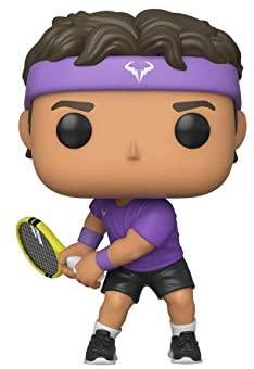 Funko Pop! Legends: Tennis Legends - Rafael Nadal, Multicolor