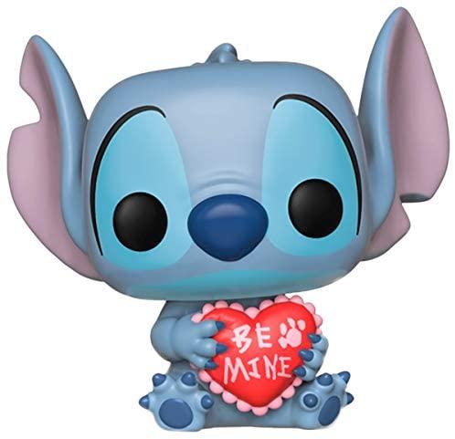 Funko Pop: Lilo & Stitch - Stitch Valentine Collectible Figure, Multicolor