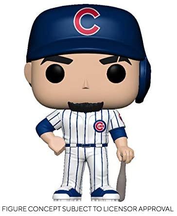 Funko Pop! MLB: Cubs - Javier Báez (Home Uniform)