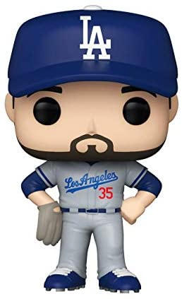 Funko Pop! MLB: Dodgers - Cody Bellinger (Road Uniform)