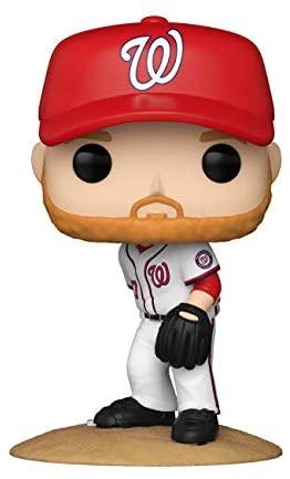 Funko Pop! MLB: Nationals - Stephen Strasburg (Home Uniform)