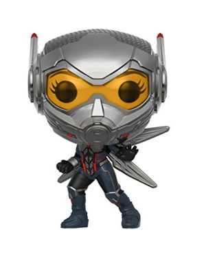 Funko Pop Marvel: Ant-Man & The Wasp - The Wasp Collectible Figure, Multicolor, Standard