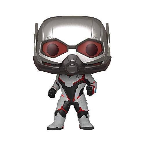 Funko Pop! Marvel: Avengers Endgame - Ant-Man, Multicolor, Standard