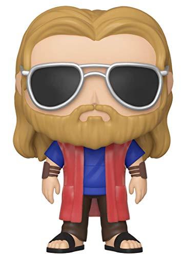 Funko Pop! Marvel: Avengers Endgame - Casual Thor, Multicolor, Standard
