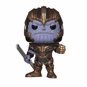 Funko Pop! Marvel: Avengers Endgame - Thanos, Multicolor, Standard