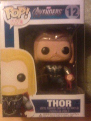 Funko Pop Marvel (Bobble): Avengers - Thor