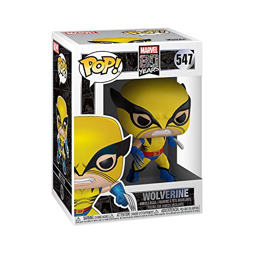 Funko Pop! Marvel: First Appearance - Wolverine, Multicolor, Basic