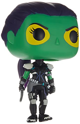 Funko Pop! Marvel Games: Guardians of The Galaxy Telltale Series Gamora Collectible Figure