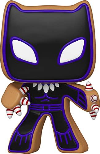 Funko Pop! Marvel: Gingerbread Black Panther
