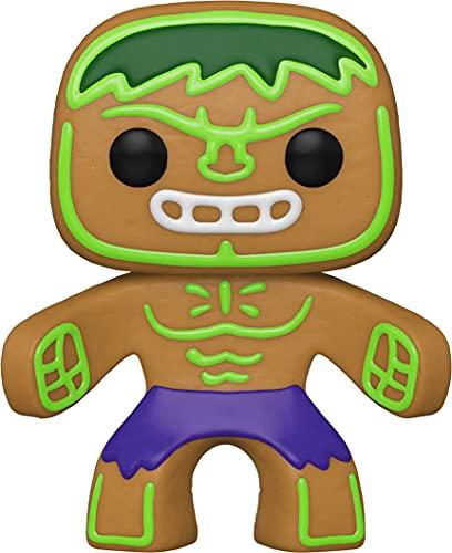 Funko Pop! Marvel: Gingerbread Hulk