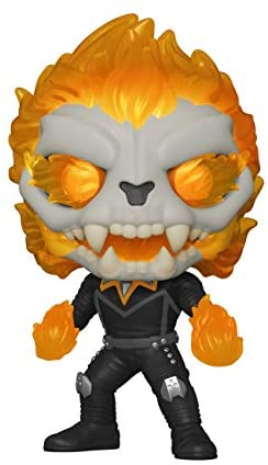 Funko Pop! Marvel: Infinity Warps - Ghost Panther