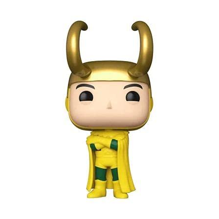 Funko Pop Marvel: Loki - Old Loki Exclusive