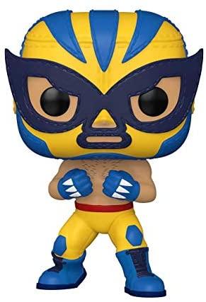 Funko Pop! Marvel: Luchadores - Wolverine