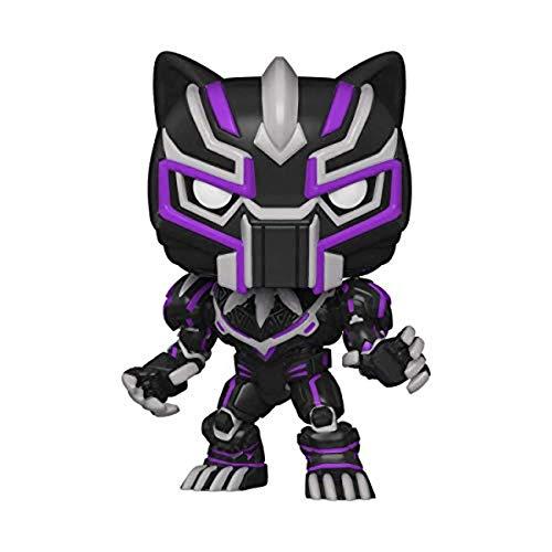 Funko Pop! Marvel: Marvel Mech - Black Panther Vinyl Bobblehead