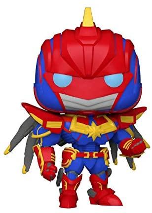 Funko Pop! Marvel: Marvel Mech - Captain Marvel
