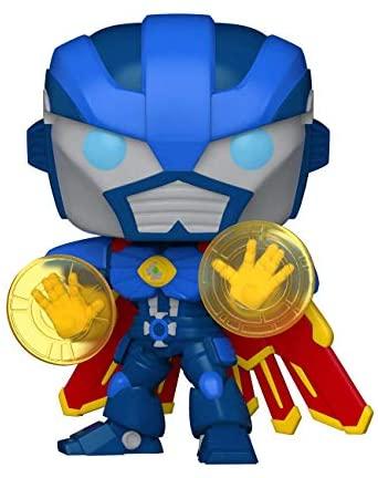 Funko Pop! Marvel: Marvel Mech - Dr. Strange