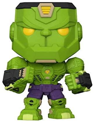 Funko Pop! Marvel: Marvel Mech - Hulk