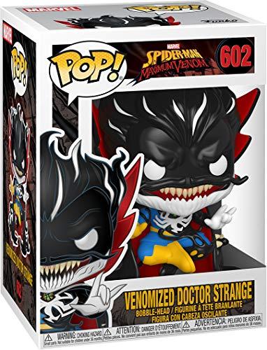 Funko Pop! Marvel: Marvel Venom - Doctor Strange, Multicolor (46458)