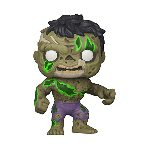 Funko Pop! Marvel: Marvel Zombies - Hulk, Multicolor, (Model: 49121)