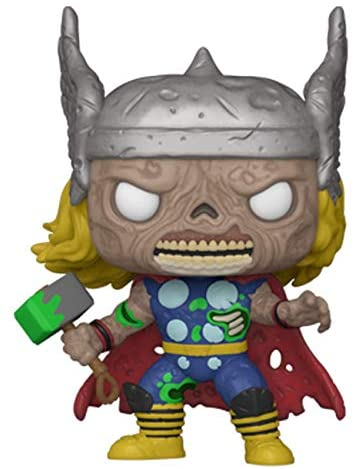 Funko Pop! Marvel: Marvel Zombies - Thor, 3.75 inches