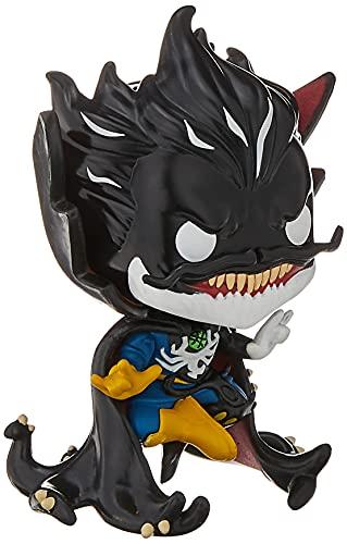 Funko Pop! Marvel: Maximum Venom - Dr. Strange, Glow in The Dark, Amazon Exclusive, Multicolor