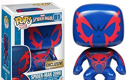 Funko, Pop! Marvel Spider-Man, Exclusive Spider-Man 2099 #81