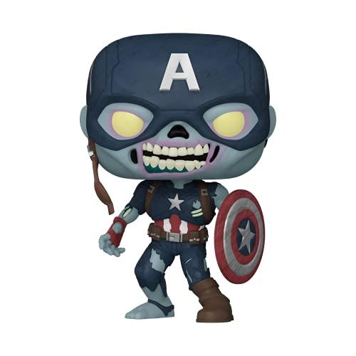 Funko Pop! Marvel: What If? - Zombie Captain America