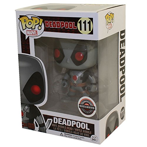 Funko Pop Marvel: X-Force Deadpool Collectible Figure, Multicolor