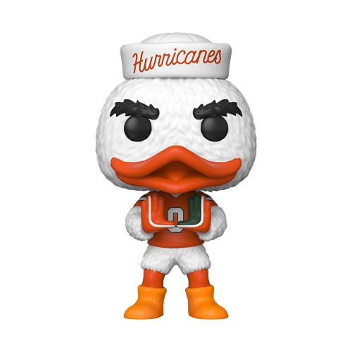 Funko Pop! Mascots: University of Miami - Sebastian The Ibis