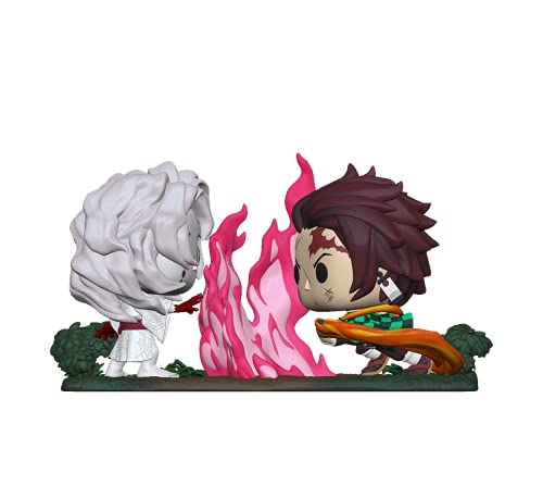 Funko Pop! Moment: Demon Slayer - Tanjiro vs. Rui