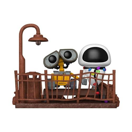 Funko Pop! Movie Moment Disney: Wall-E and EVE
