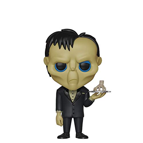 Funko Pop! Movies: Addams Family - Lurch with Thing, Multicolor, One-Size
