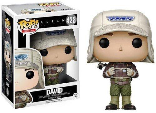 Funko Pop Movies: Alien: Covenant - David (Rugged Gear) Toy Figure