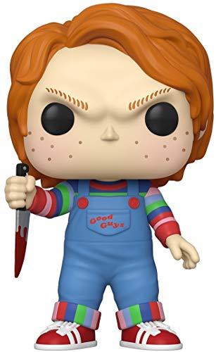 Funko Pop! Movies: Child's Play - 10 Inch Chucky Vinyl Figure