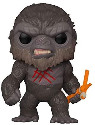 Funko Pop! Movies: Godzilla Vs Kong - Battle Worn Kong