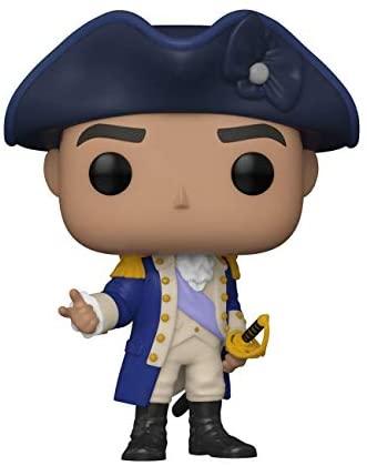 Funko Pop! Movies: Hamilton - George Washington